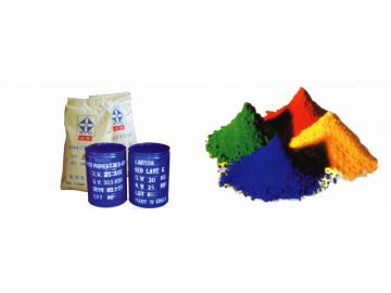 Organic Pigments 3